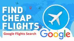 Google flights Deals