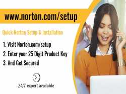 norton.com/setup - Enter Product Key - Download Norton On Your Device
