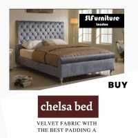 Chelsea bed from SLFurniture London